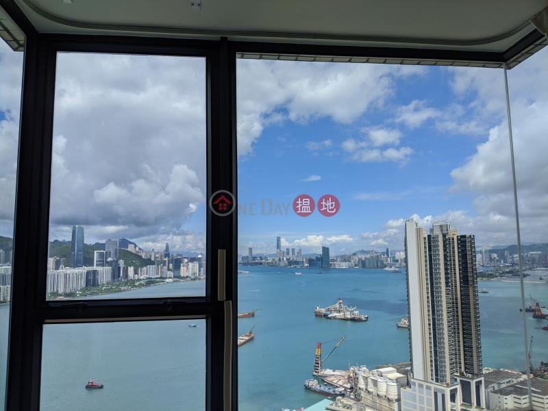 3面窗 向南向西向北;維港煙花+鯉魚門海峽漁村景 超高層|鯉灣天下(Canaryside)出租樓盤 (ANOV4758586766)