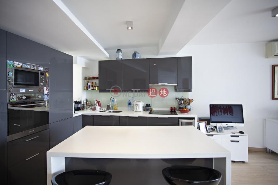 香港搵樓|租樓|二手盤|買樓| 搵地 | 住宅-出租樓盤|薄扶林靚海景單位 3房 開放式廚房