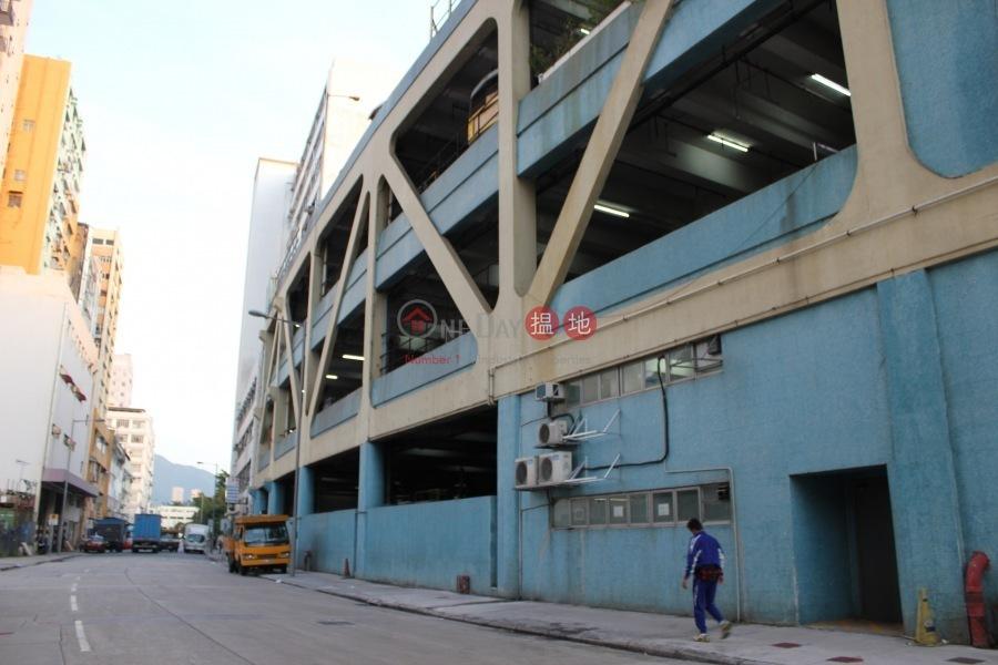 新巴黃竹坑車廠 (New World First Bus Wong Chuk Hang Depot) 黃竹坑 搵地(OneDay)(1)