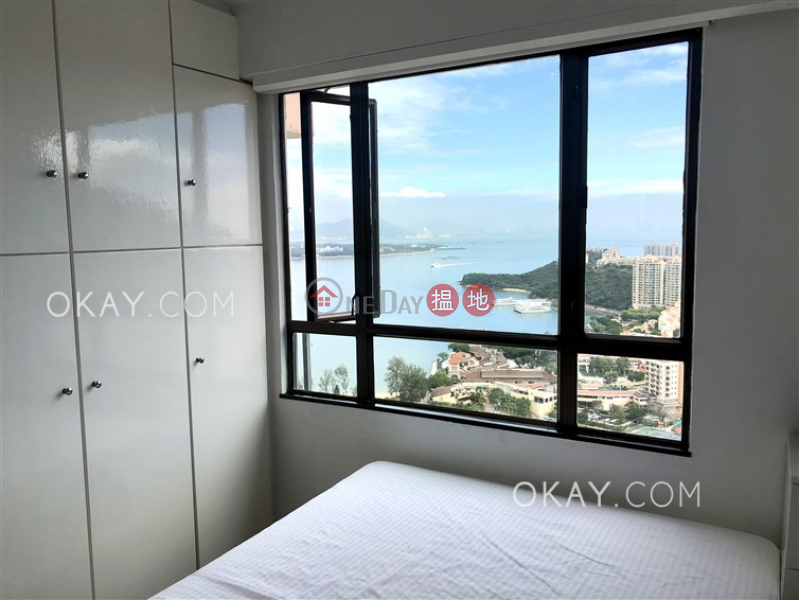 Property Search Hong Kong | OneDay | Residential | Rental Listings Generous 3 bed on high floor with sea views & balcony | Rental