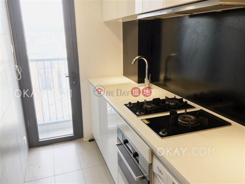 Rare 2 bedroom with balcony | Rental, The Oakhill 萃峯 Rental Listings | Wan Chai District (OKAY-R89488)