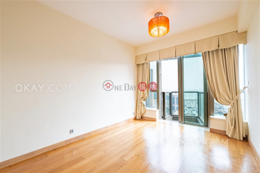 Gorgeous 3 bedroom with balcony & parking | For Sale | Marinella Tower 2 深灣 2座 Sales Listings