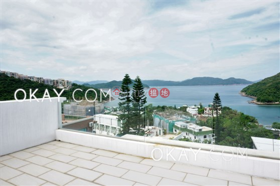 Lovely house with sea views, rooftop & balcony   Rental   48 Sheung Sze Wan Village 相思灣村48號 Rental Listings