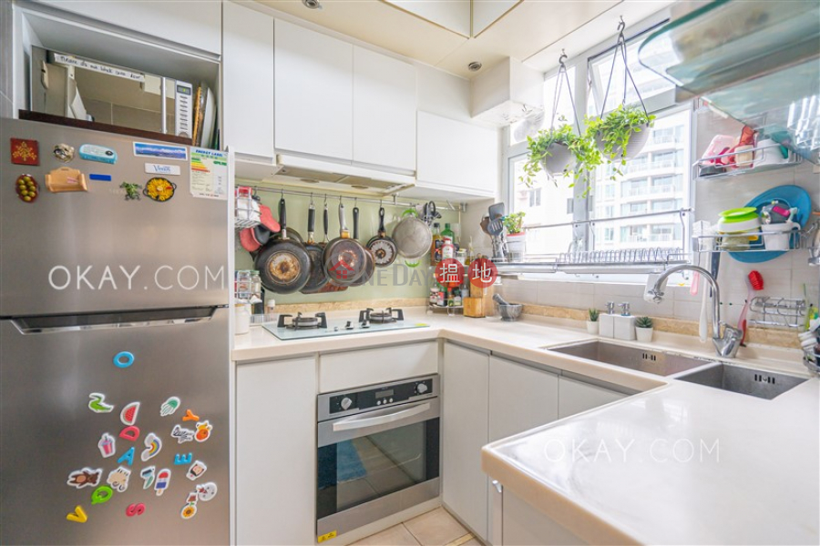 Gorgeous 2 bed on high floor with harbour views | For Sale | 17-27 Mosque Junction | Western District, Hong Kong Sales | HK$ 18M