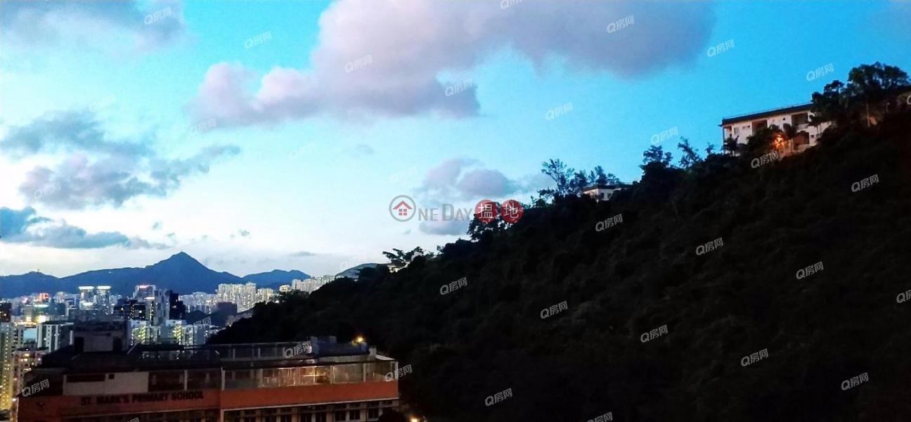 環境優美,景觀開揚,環境清靜,新樓靚裝,特大露台《香島5座》|33柴灣道 | 東區-香港-出租|HK$ 35,000/ 月