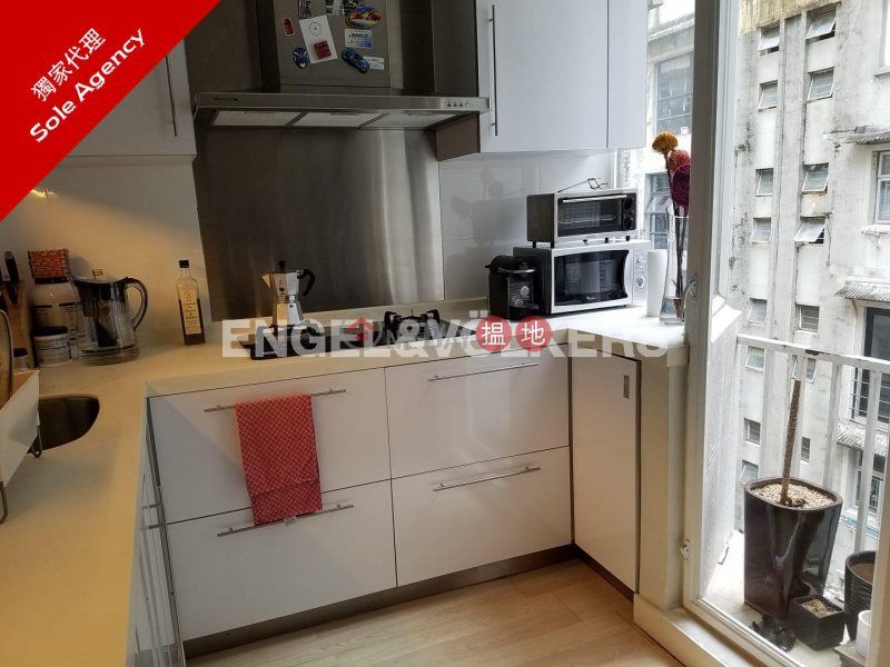 HK$ 7.6M, Bonito Casa | Western District, 1 Bed Flat for Sale in Mid Levels West