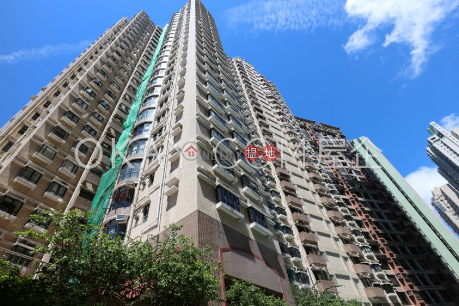 HK$ 30,000/ month   Scenic Heights, Western District   Popular 2 bedroom with sea views & balcony   Rental