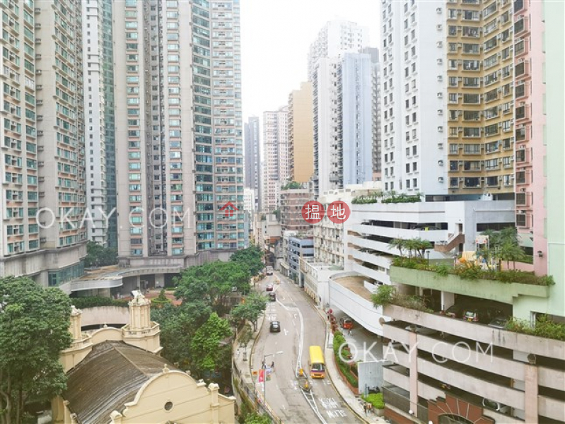 Rare 3 bedroom with balcony & parking | Rental | Merry Court 美麗閣 Rental Listings