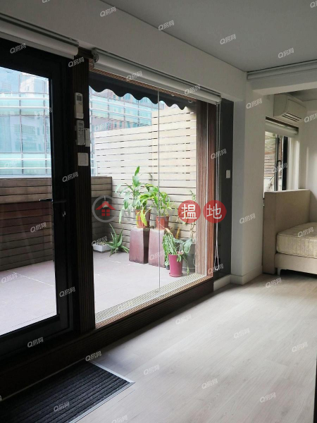 特大露台,核心地段,品味裝修《麗都大廈 租盤》 2蘭杜街   灣仔區香港 出租 HK$ 22,000/ 月