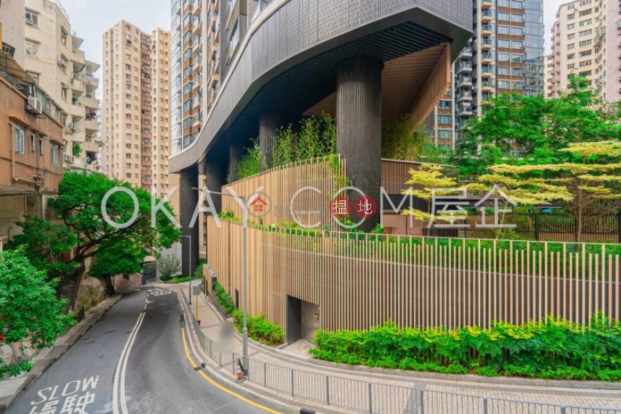 香港搵樓 租樓 二手盤 買樓  搵地   住宅-出租樓盤1房1廁,星級會所,露台柏蔚山 3座出租單位
