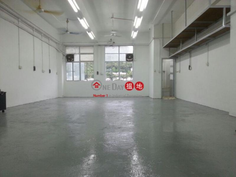 華生工業大廈|沙田華生工業大廈(Wah Sang Industrial Building)出售樓盤 (charl-02042)