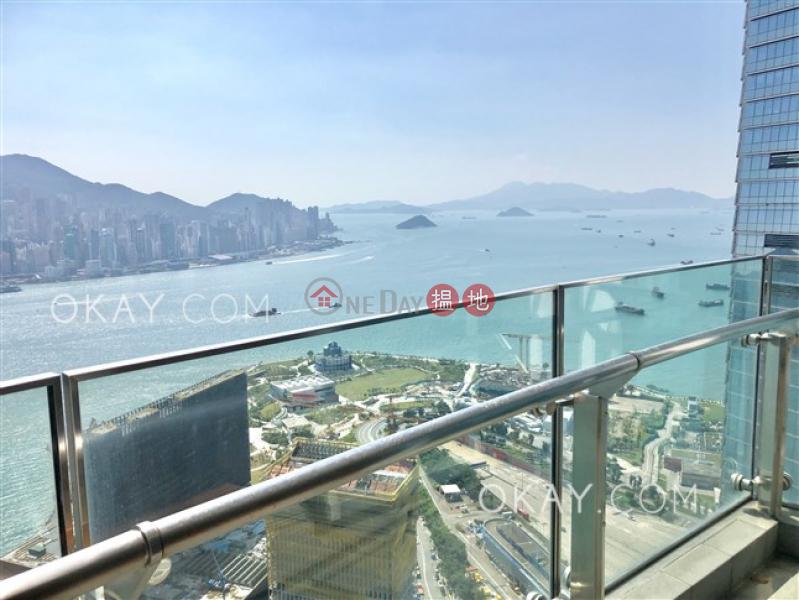 HK$ 63,000/ 月君臨天下2座|油尖旺3房2廁,極高層,星級會所,連租約發售《君臨天下2座出租單位》