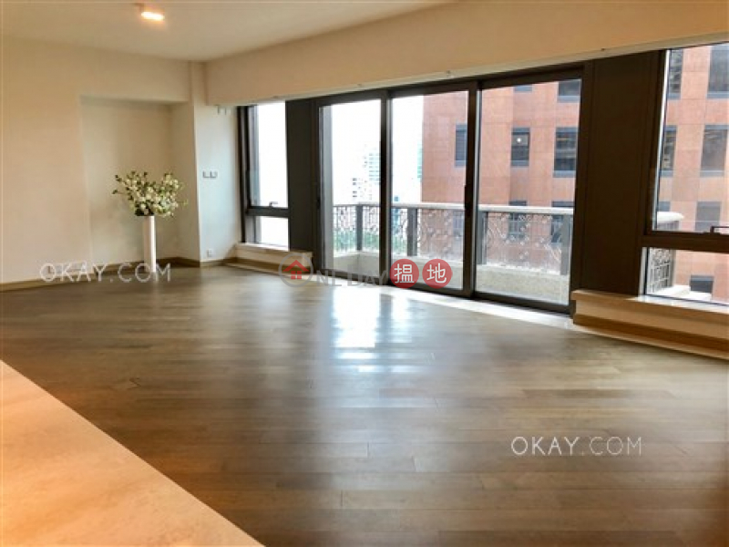 Luxurious 4 bed on high floor with balcony & parking | Rental | 3 MacDonnell Road 麥當勞道3號 Rental Listings