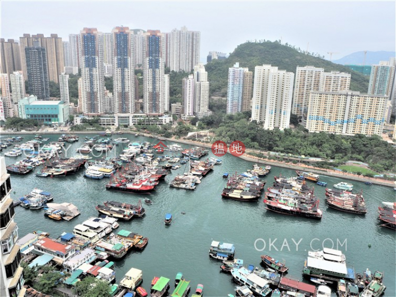 Charming 1 bed on high floor with sea views & balcony | For Sale | Jadewater 南灣御園 Sales Listings