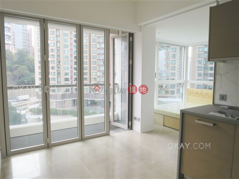 Intimate 1 bedroom on high floor with balcony | For Sale | Eight South Lane Eight South Lane Sales Listings