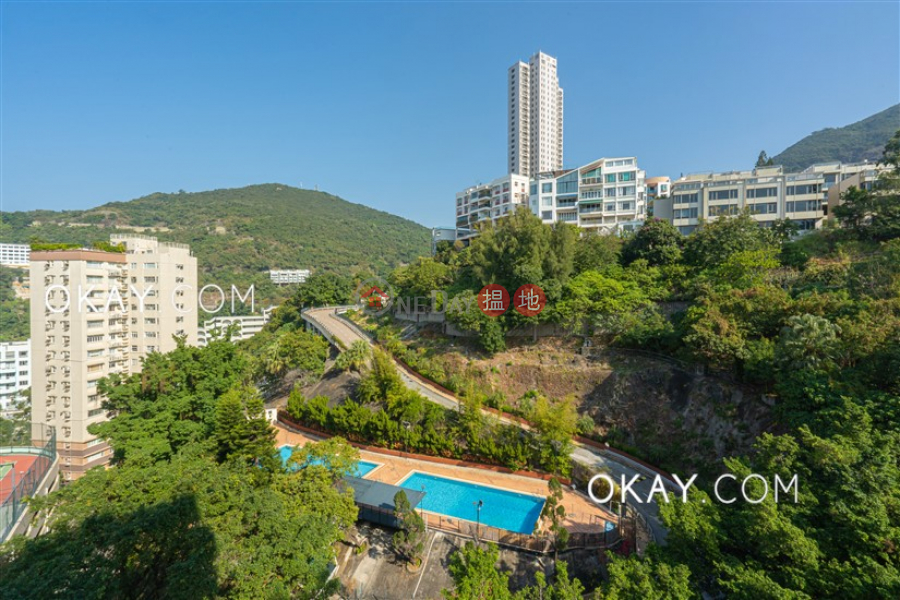 Property Search Hong Kong | OneDay | Residential Rental Listings Efficient 4 bed on high floor with sea views & balcony | Rental
