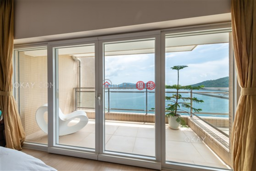 Property Search Hong Kong | OneDay | Residential | Rental Listings | Rare house with sea views, terrace & balcony | Rental