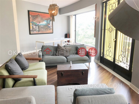 Efficient 3 bed on high floor with balcony & parking | Rental|Happy View Court(Happy View Court)Rental Listings (OKAY-R385149)_0