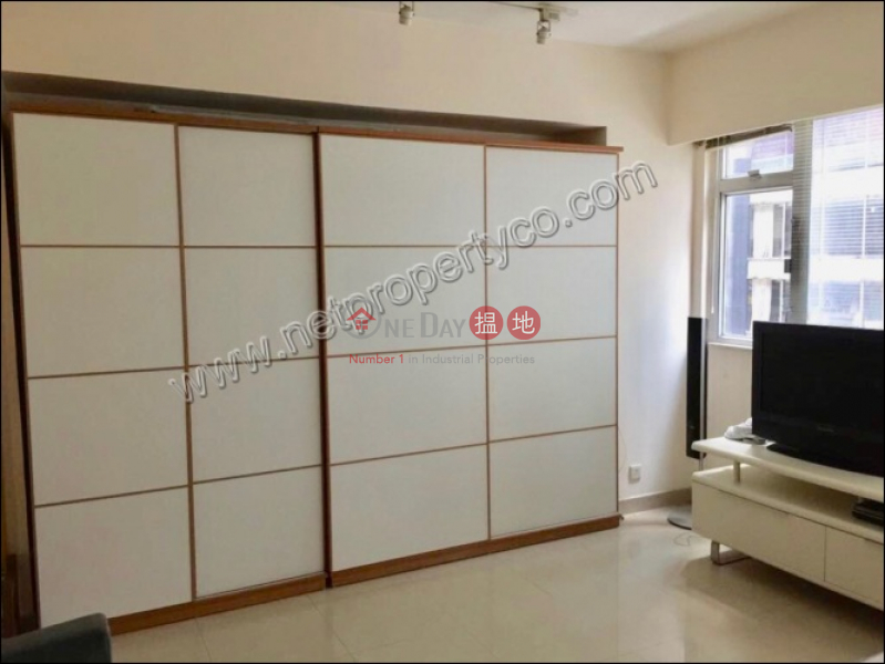Good area and layout Studio for Rent, Hung Fook Building 鴻福大廈 Rental Listings | Wan Chai District (A009624)