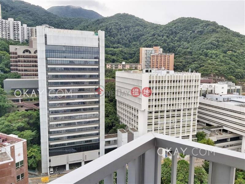 Tasteful 2 bedroom on high floor with balcony | Rental, 8 Hing Hon Road | Western District | Hong Kong, Rental, HK$ 45,600/ month