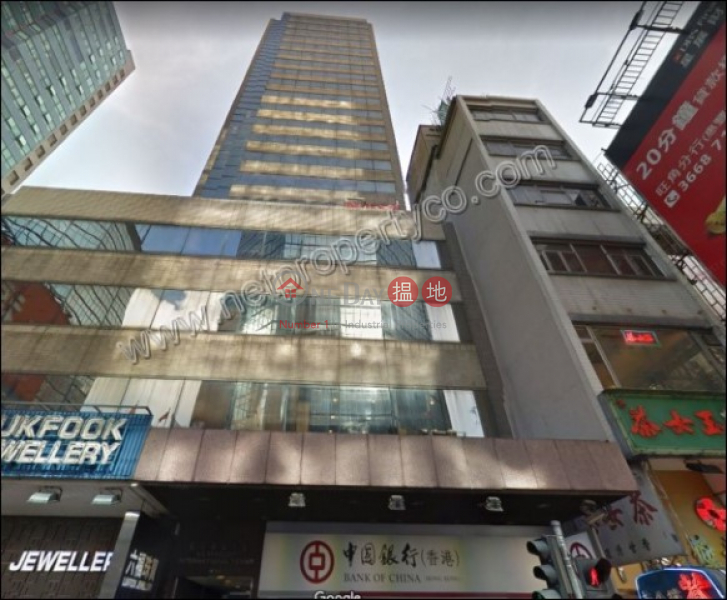 HK$ 19,000/ month Silvercorp International Tower Yau Tsim Mong, Office for Lease