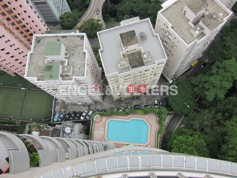 3 Bedroom Family Flat for Rent in Mid Levels West, 2 Conduit Road | Western District | Hong Kong, Rental HK$ 65,000/ month