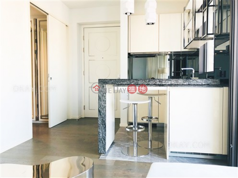 Stylish 1 bedroom with sea views & balcony | For Sale | The Pierre NO.1加冕臺 Sales Listings