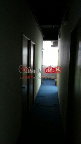 香港搵樓|租樓|二手盤|買樓| 搵地 | 工業大廈|出售樓盤-已分間五個單位, 收租回報高