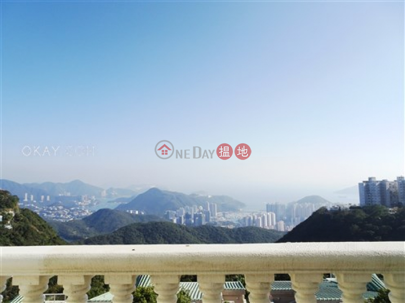 香港搵樓 租樓 二手盤 買樓  搵地   住宅出租樓盤 4房3廁,海景,連車位,露台《龍庭出租單位》