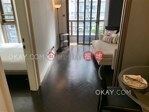 Rare 1 bedroom on high floor with balcony | Rental|Castle One By V(Castle One By V)Rental Listings (OKAY-R322075)_0