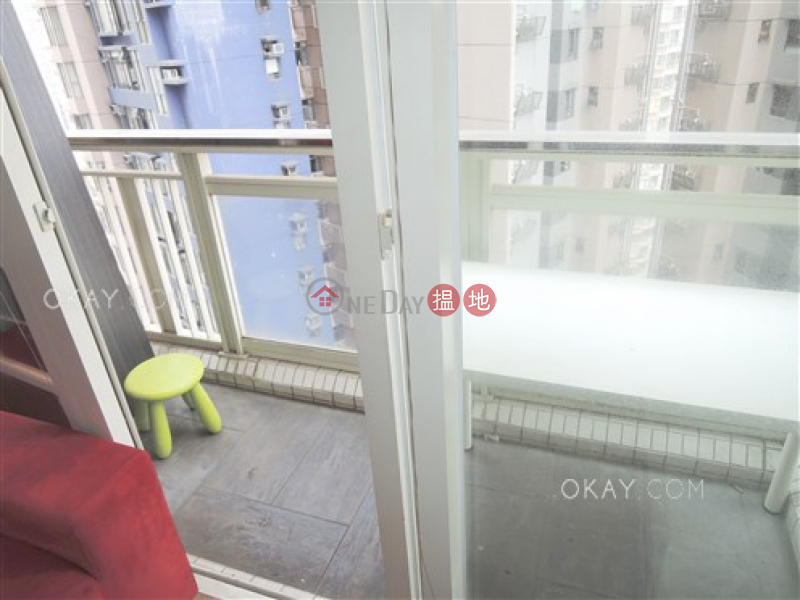 HK$ 11.5M | Centrestage, Central District Elegant 2 bedroom with balcony | For Sale