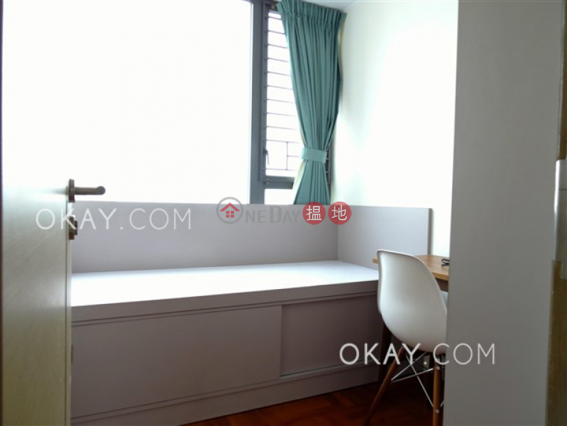 Property Search Hong Kong | OneDay | Residential Rental Listings | Cozy 3 bedroom on high floor with sea views & balcony | Rental