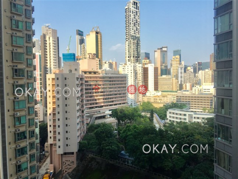 Unique 2 bedroom on high floor with balcony | Rental | The Zenith Phase 1, Block 2 尚翹峰1期2座 Rental Listings