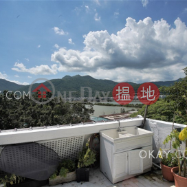 Stylish house with sea views, rooftop & balcony | For Sale|Nam Wai Village(Nam Wai Village)Sales Listings (OKAY-S385586)_0