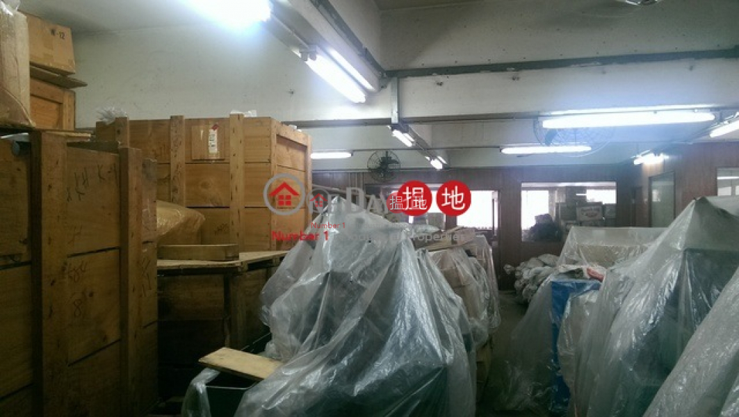 HK$ 34,000/ month | Hover Industrial Building Kwai Tsing District, Hoover Industrial Building