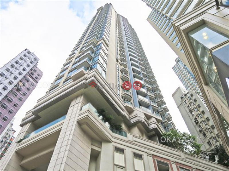 Property Search Hong Kong | OneDay | Residential, Sales Listings Stylish 1 bedroom on high floor with balcony | For Sale