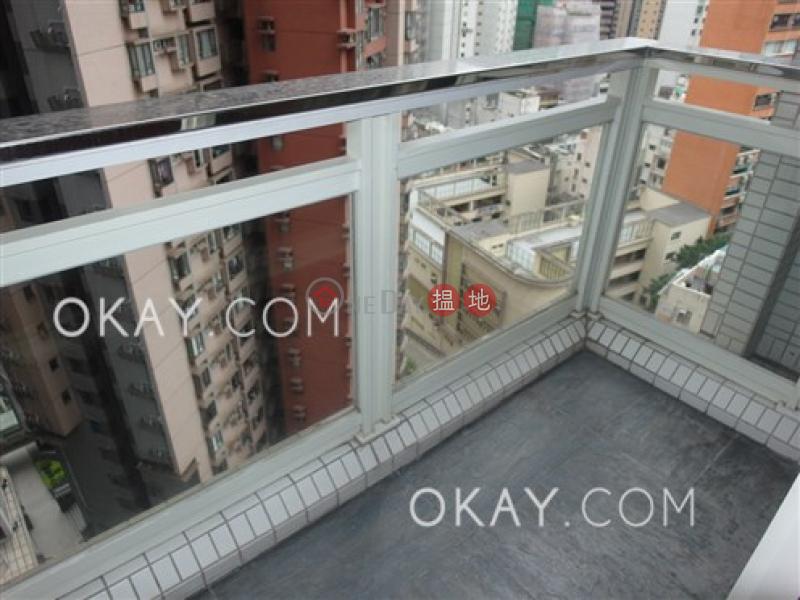 3房2廁,星級會所,可養寵物,露台《聚賢居出租單位》-108荷李活道 | 中區香港出租|HK$ 40,000/ 月
