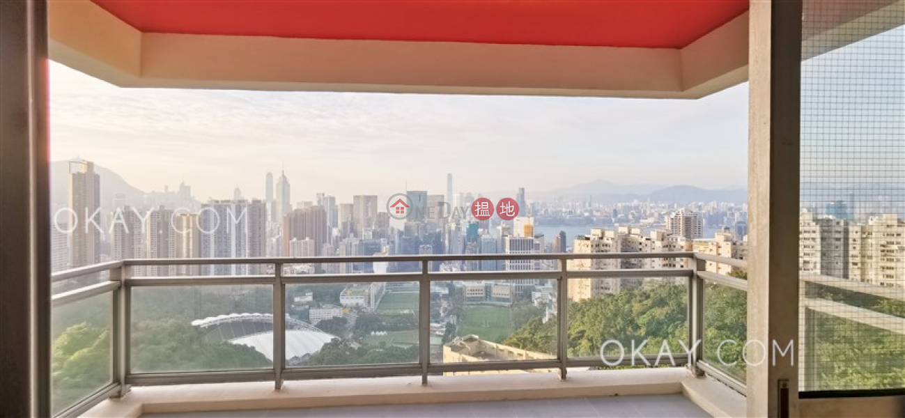 Gorgeous 3 bedroom with balcony | Rental 61 Moorsom Road | Wan Chai District Hong Kong Rental | HK$ 63,500/ month