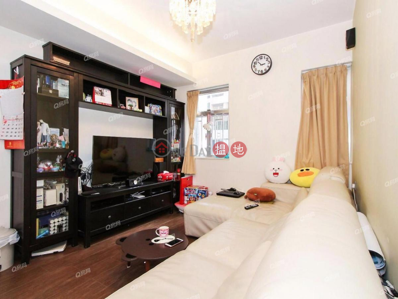 HK$ 1,100萬-堅威大廈西區超筍價,市場罕有,廳大房大《堅威大廈買賣盤》