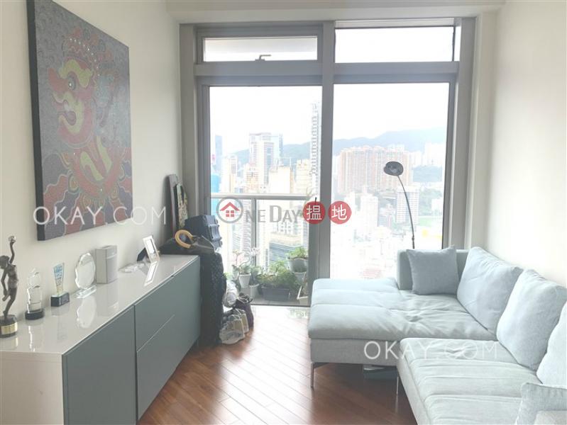 2房1廁,極高層,可養寵物,露台《囍匯 2座出租單位》|200皇后大道東 | 灣仔區香港出租-HK$ 34,500/ 月