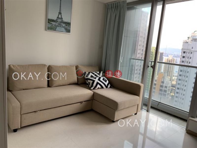 開放式,星級會所,可養寵物,露台《高士台出租單位》|23興漢道 | 西區香港|出租HK$ 23,000/ 月