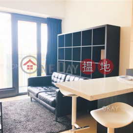 Rare 1 bedroom on high floor with balcony | Rental