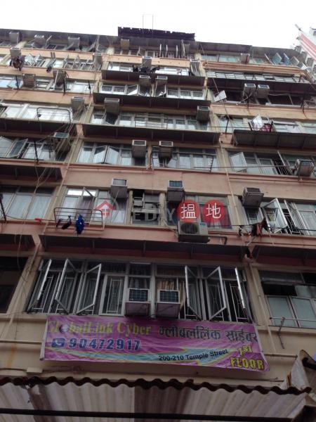廟街206-208號 (206-208 Temple Street) 佐敦 搵地(OneDay)(5)