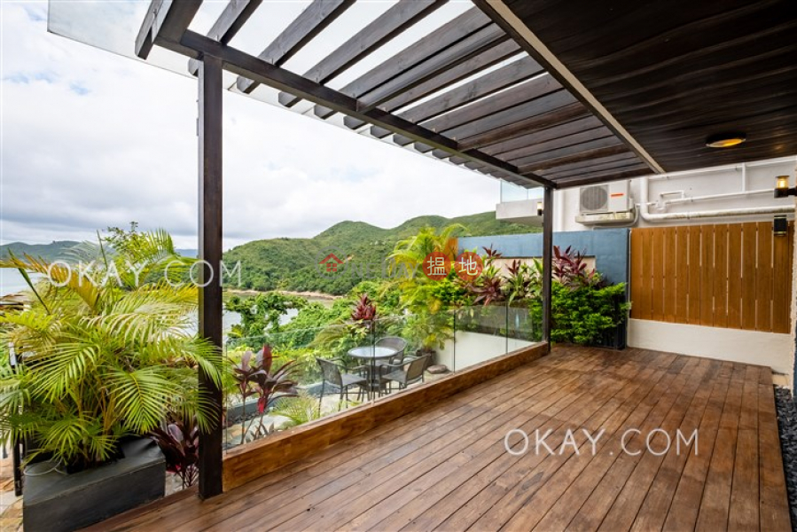 Property Search Hong Kong | OneDay | Residential Sales Listings | Lovely house with sea views, rooftop & terrace | For Sale