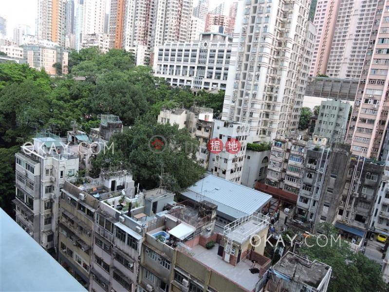 2房1廁,星級會所,露台《縉城峰1座出租單位》|8第一街 | 西區|香港-出租-HK$ 28,000/ 月