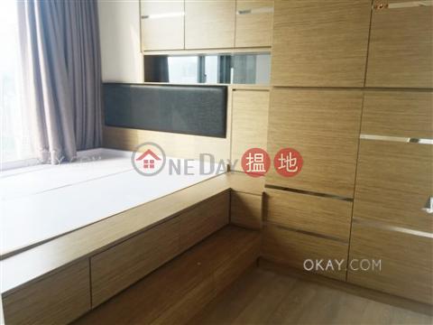 Tasteful 1 bedroom on high floor with balcony | Rental|The Warren(The Warren)Rental Listings (OKAY-R130275)_0