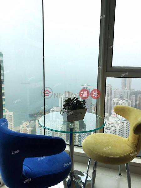 Property Search Hong Kong | OneDay | Residential Rental Listings University Heights Block 1 | 1 bedroom High Floor Flat for Rent