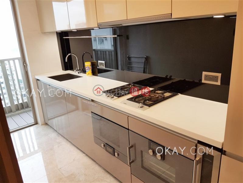 HK$ 43,000/ 月-星鑽西區-2房2廁,星級會所,露台《星鑽出租單位》