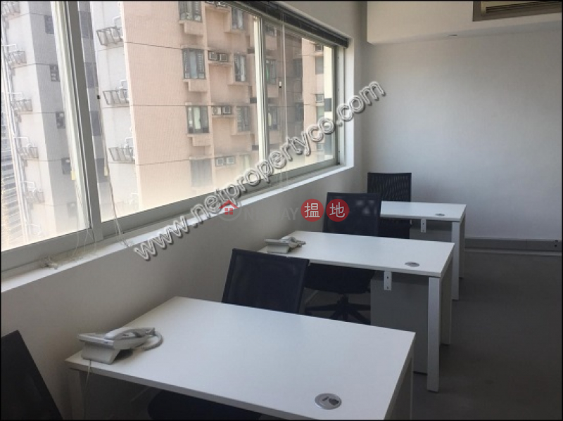 Furnished office for rent in Sheung Wan, Centre Hollywood 荷李活道151號 Rental Listings   Western District (A067526)