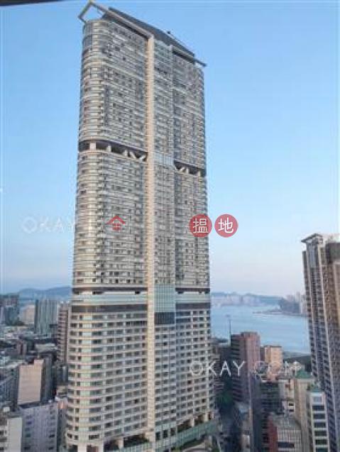 Unique 1 bedroom on high floor | Rental|Yau Tsim MongThe Masterpiece(The Masterpiece)Rental Listings (OKAY-R80977)_0